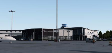 EDBC Magdeburg-Cochstedt (FSX/P3D)