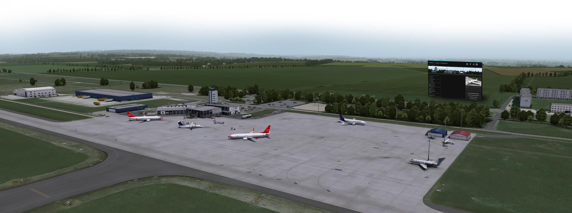 airport konfigurationsprogramm