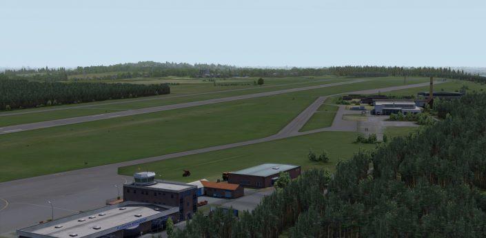 EDAH flight simulator addon for FS9, FSX & P3D