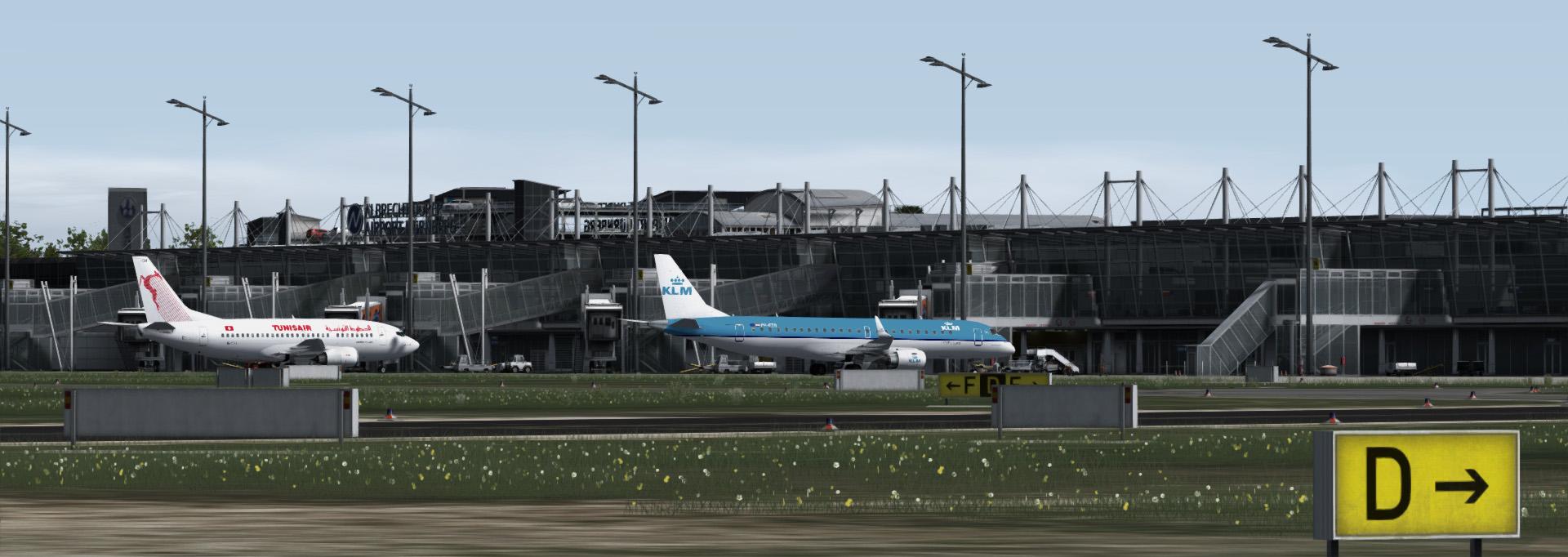 EDDN Nuremberg for P3D