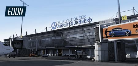 EDDN Nuremberg (P3D)
